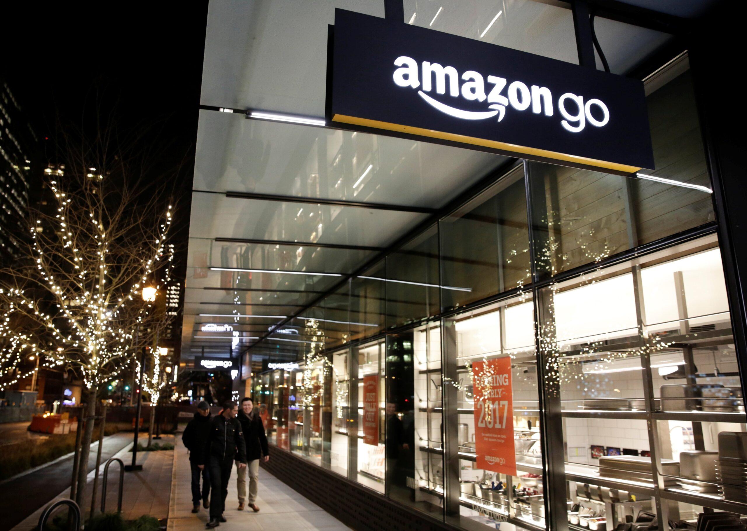 El próximo objetivo de Amazon son las tiendas físicas