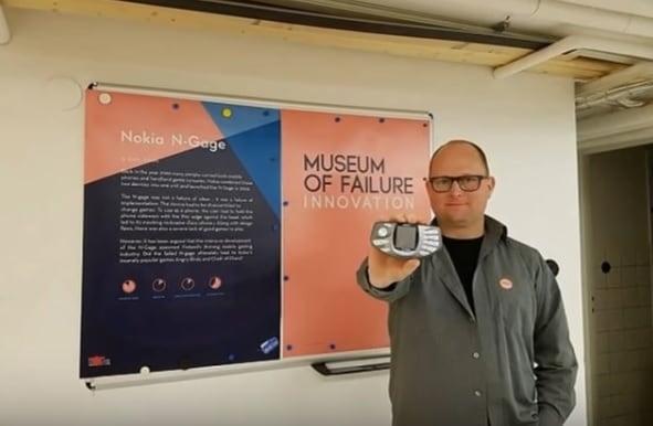 Suecia inaugura el Museo del Fracaso en Innovación