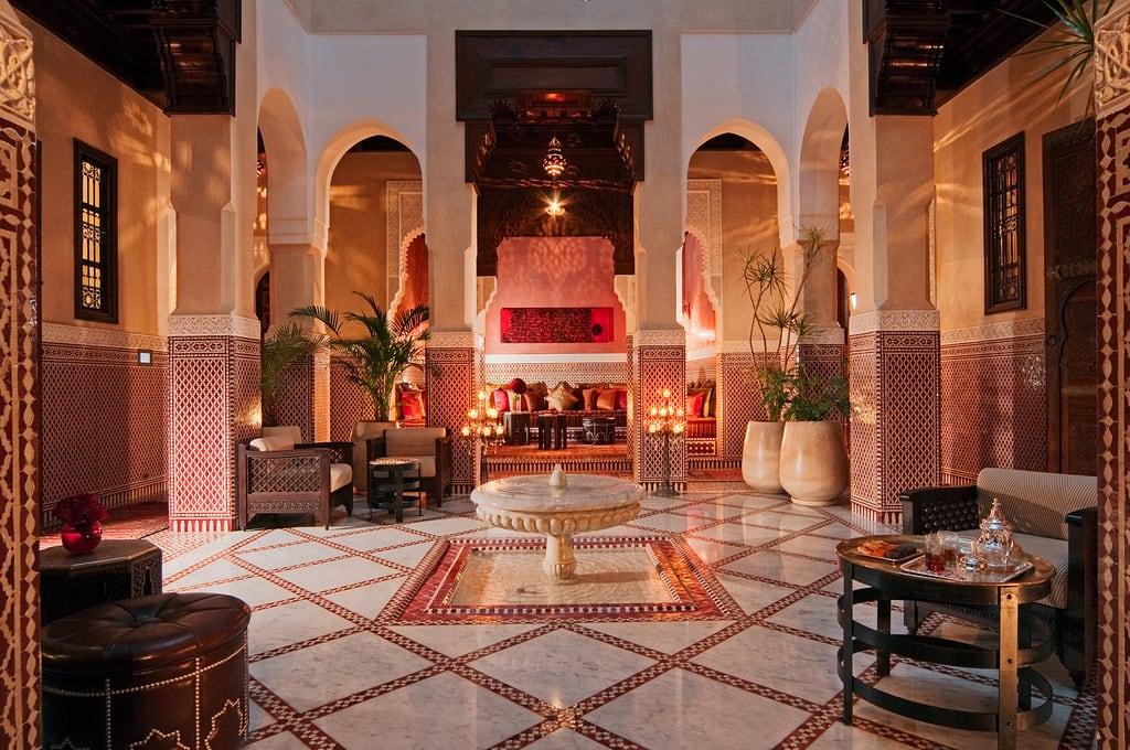 Royal Mansour: un hotel-palacio en Marrakech