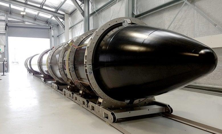Lanzan el primer cohete low-cost en Nueva Zelanda.