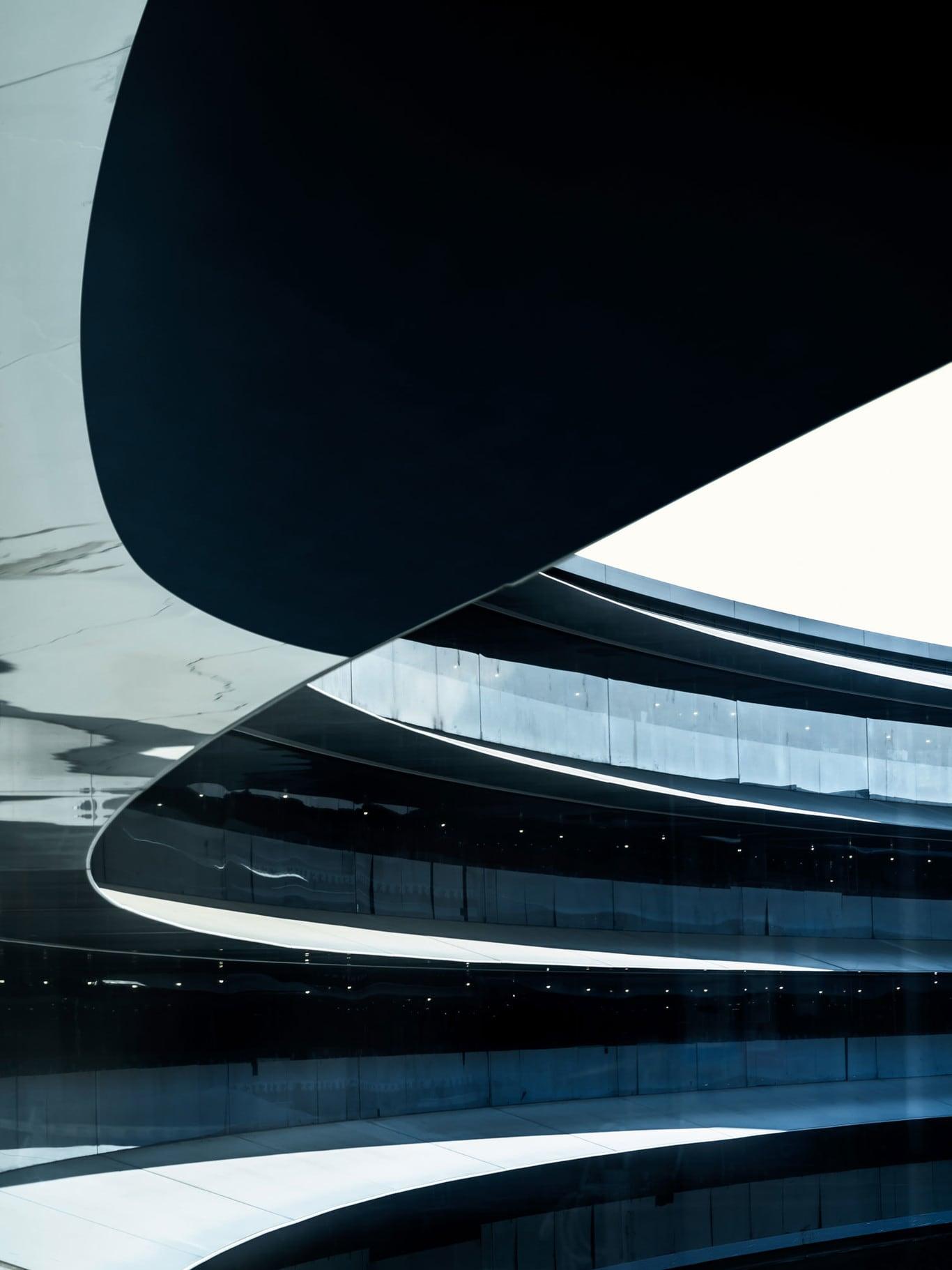 Un vistazo a Apple Park, la nave nodriza de Apple