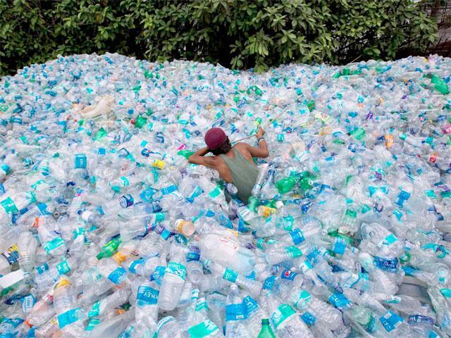 Adiós a las botellas de plástico