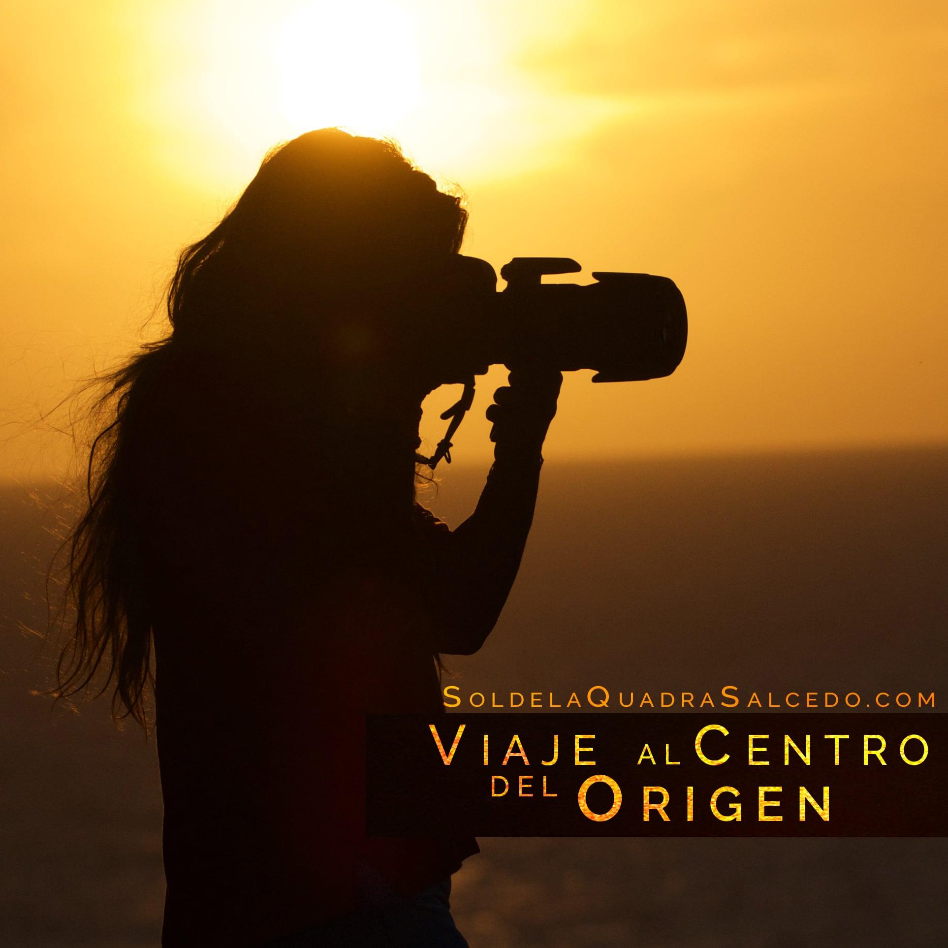 """""""Viaje al centro del origen"""", una aventura de la mano de Sol de la Quadra-Salcedo"""