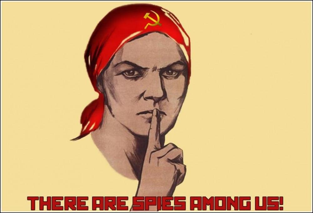 Miles de espías campan a sus anchas en Estados Unidos.