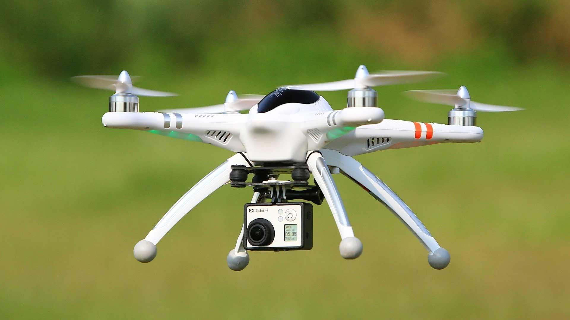 Los drones no son infalibles