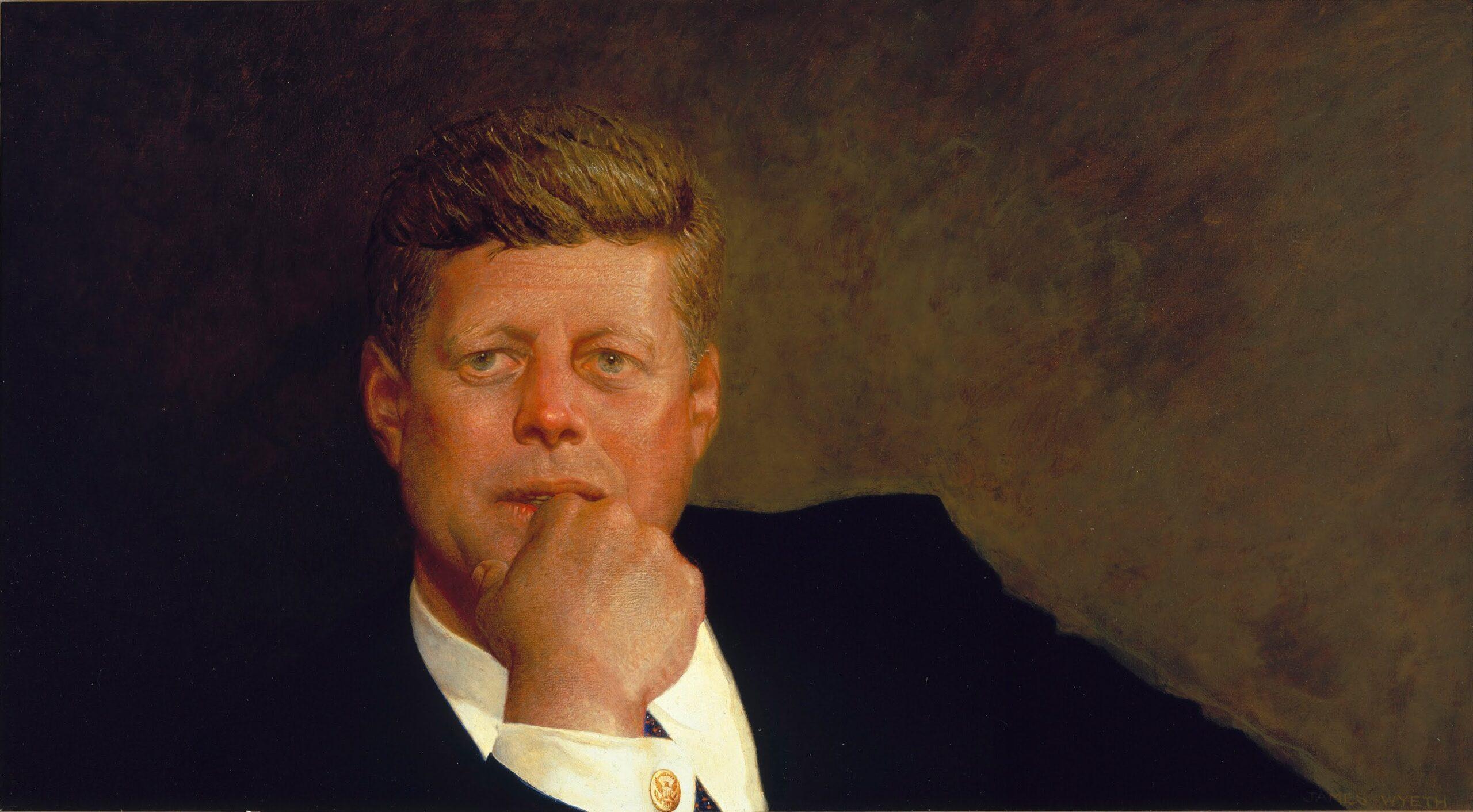 Una exposición conmemora los 100 años del nacimiento de Kennedy