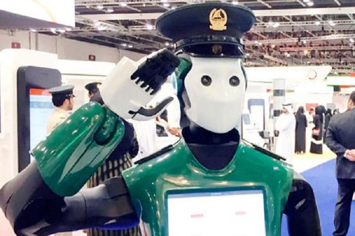 Robocop se hace realidad