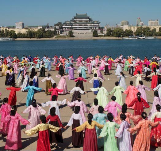 Vacaciones en Corea del Norte