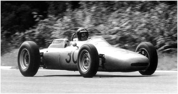 El coche autónomo llega a la Fórmula 1