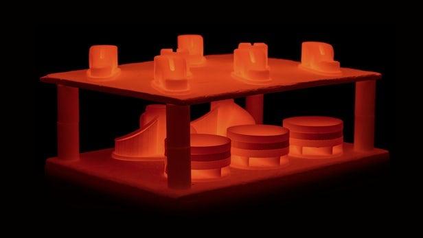 Impresión metálica en 3D 100 veces más rápida y 10 veces más barata.