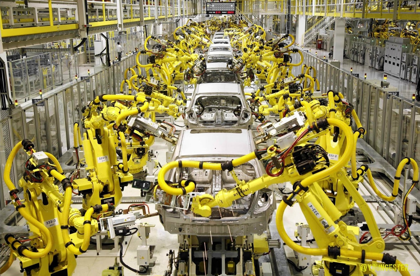 Casi un 12% de los empleos están amenazados por la automatización