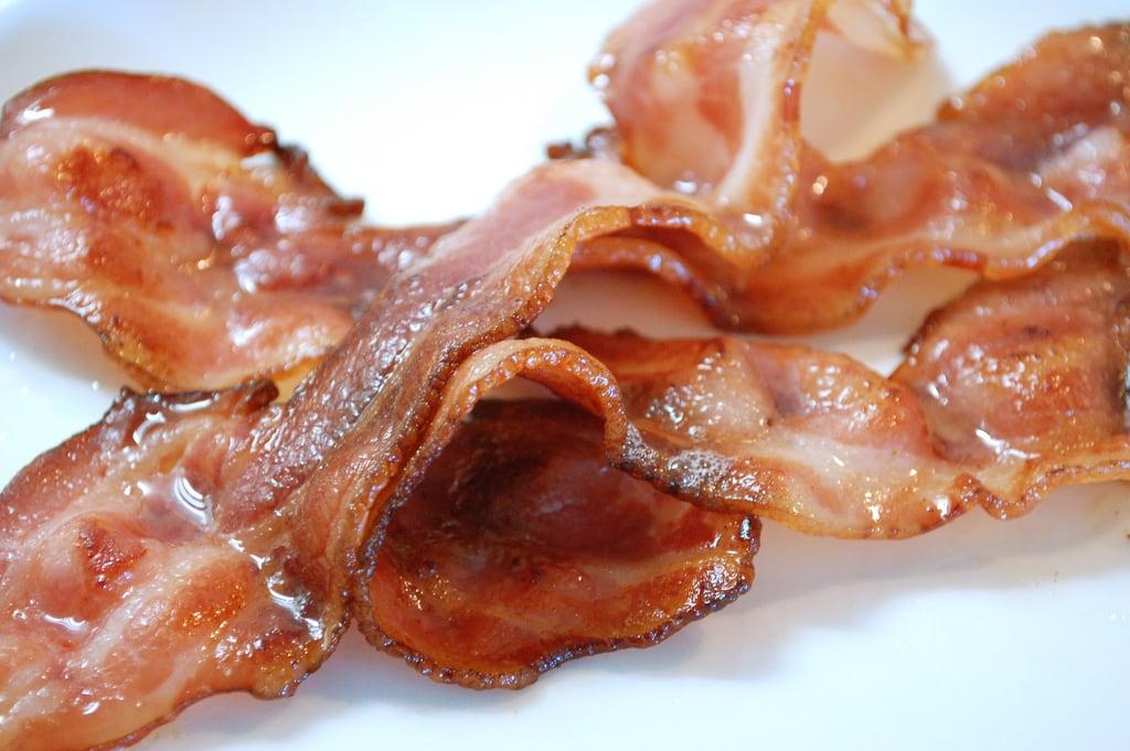 EEUU demanda más bacon y menos frutas y verduras