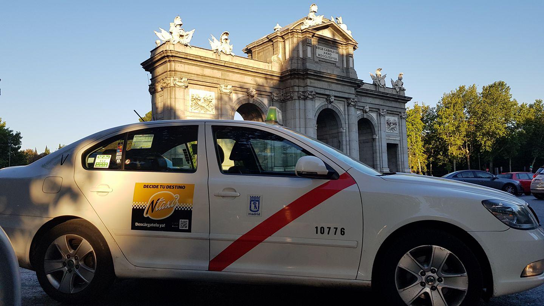 'NTaxi', la app que permiten a los taxis comportarse como un Uber