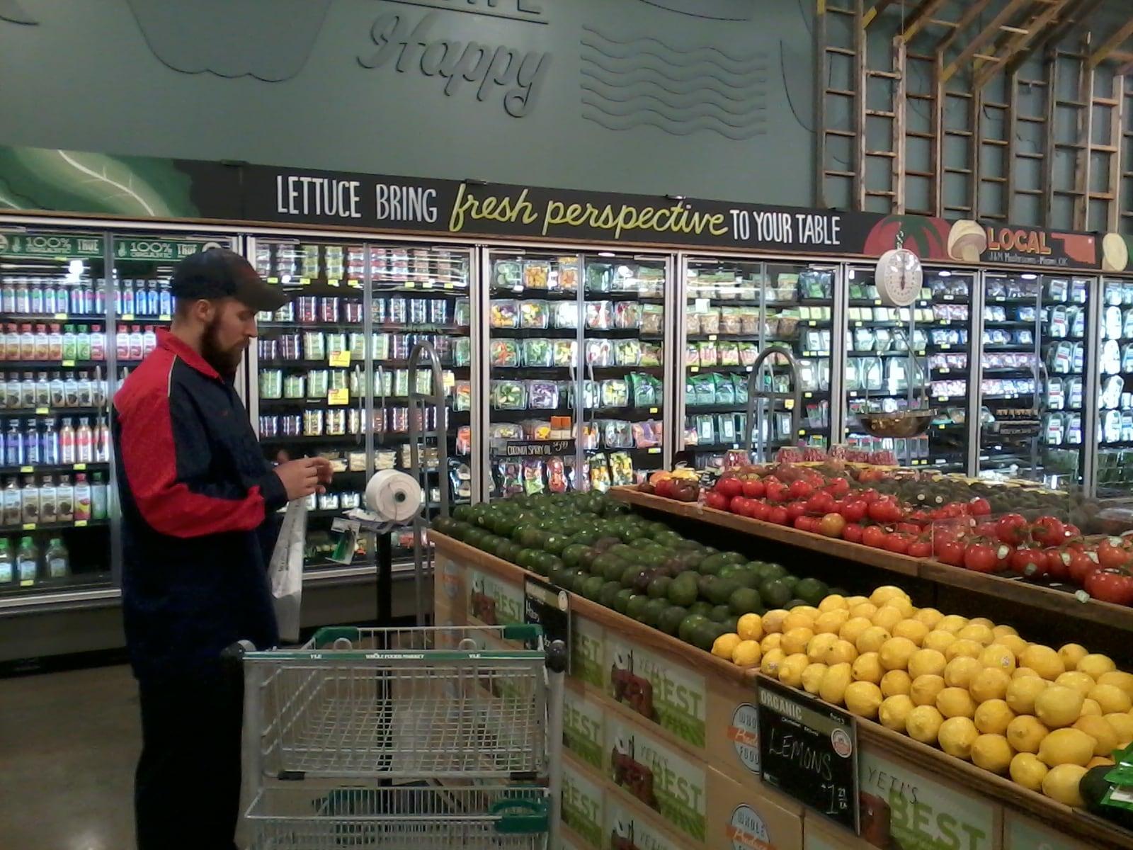 Amazon impulsa las ventas de Whole Foods