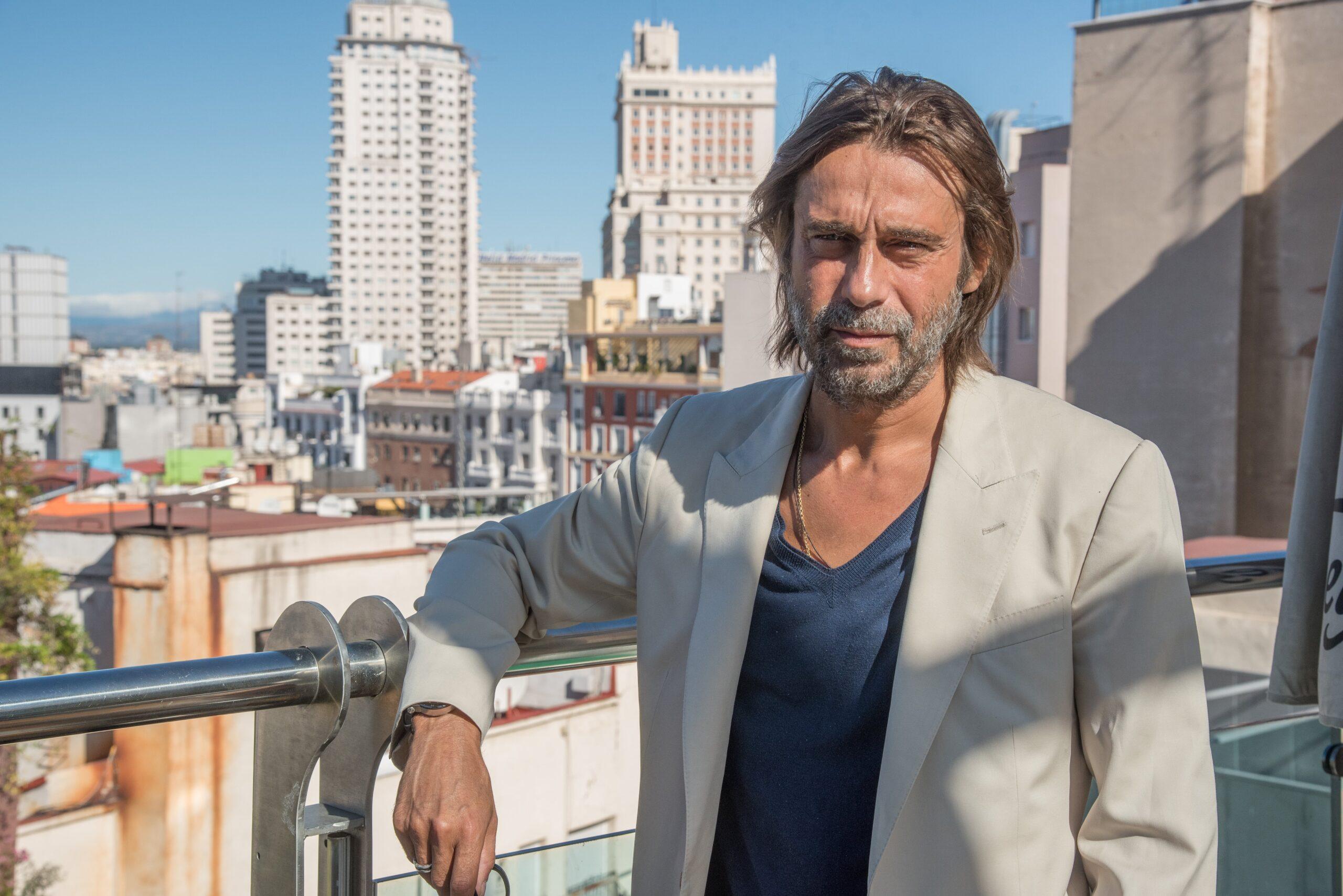 Jordi Mollà: «Ser director es intelectual. Ser actor, intuitivo»