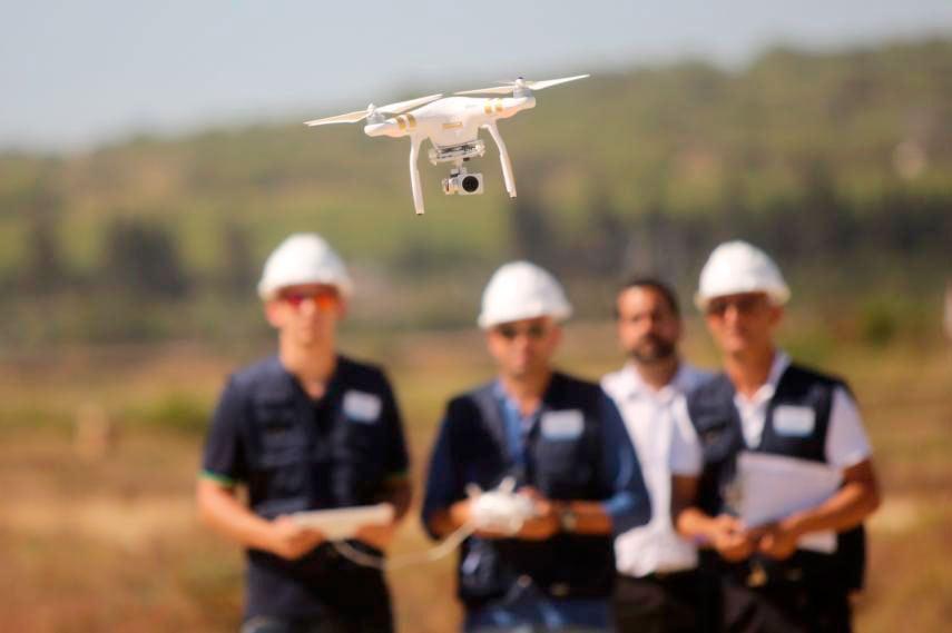 ¿Cómo puedo ser piloto de drones?