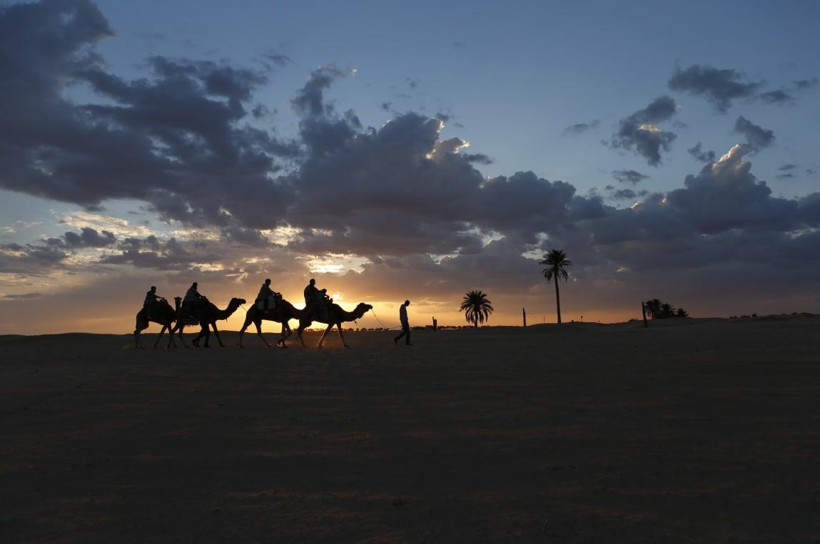 7 planes para disfrutar de Túnez este otoño