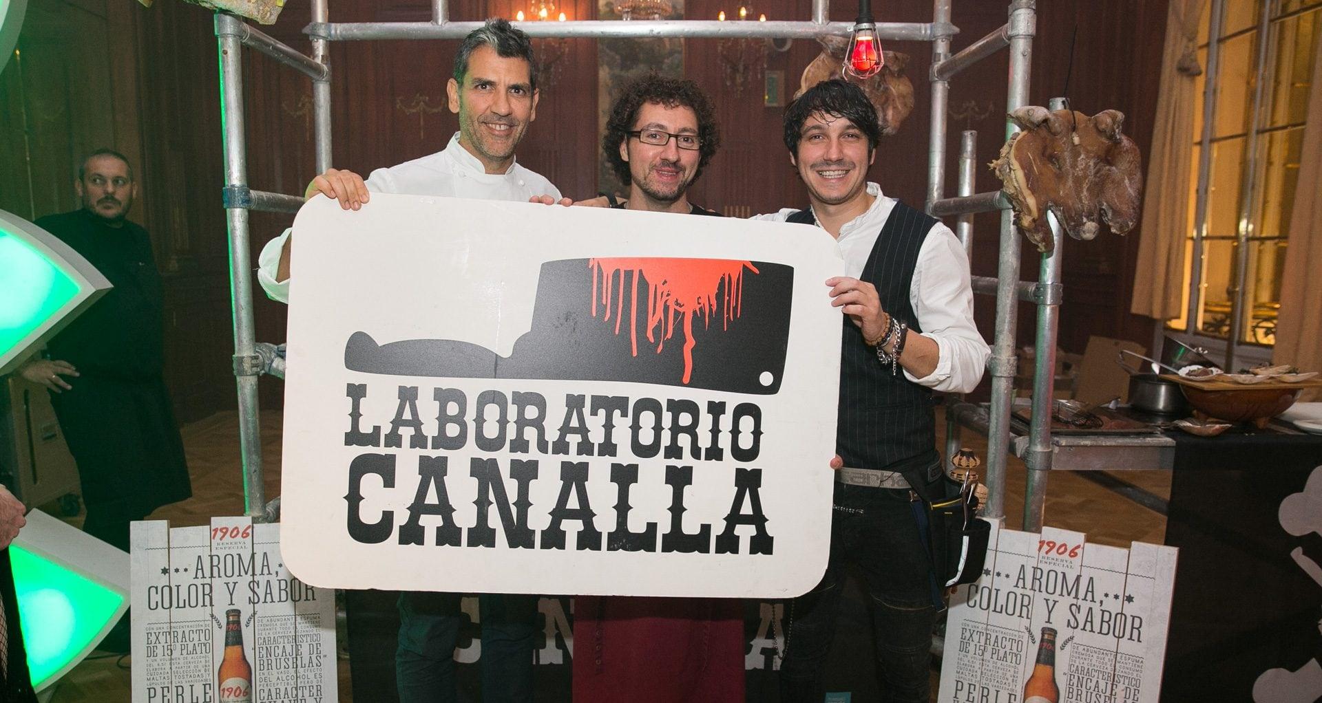 El 'Laboratorio canalla' pone fin a su tour gastronómico