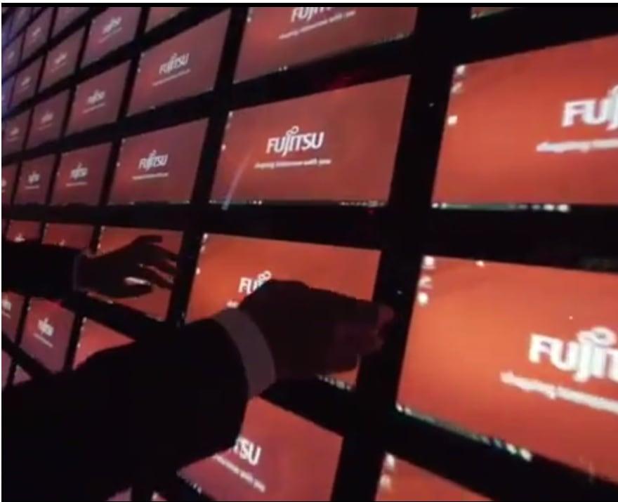 [Vídeo] Así han logrado Fujitsu y sus clientes un nuevo récord Guiness