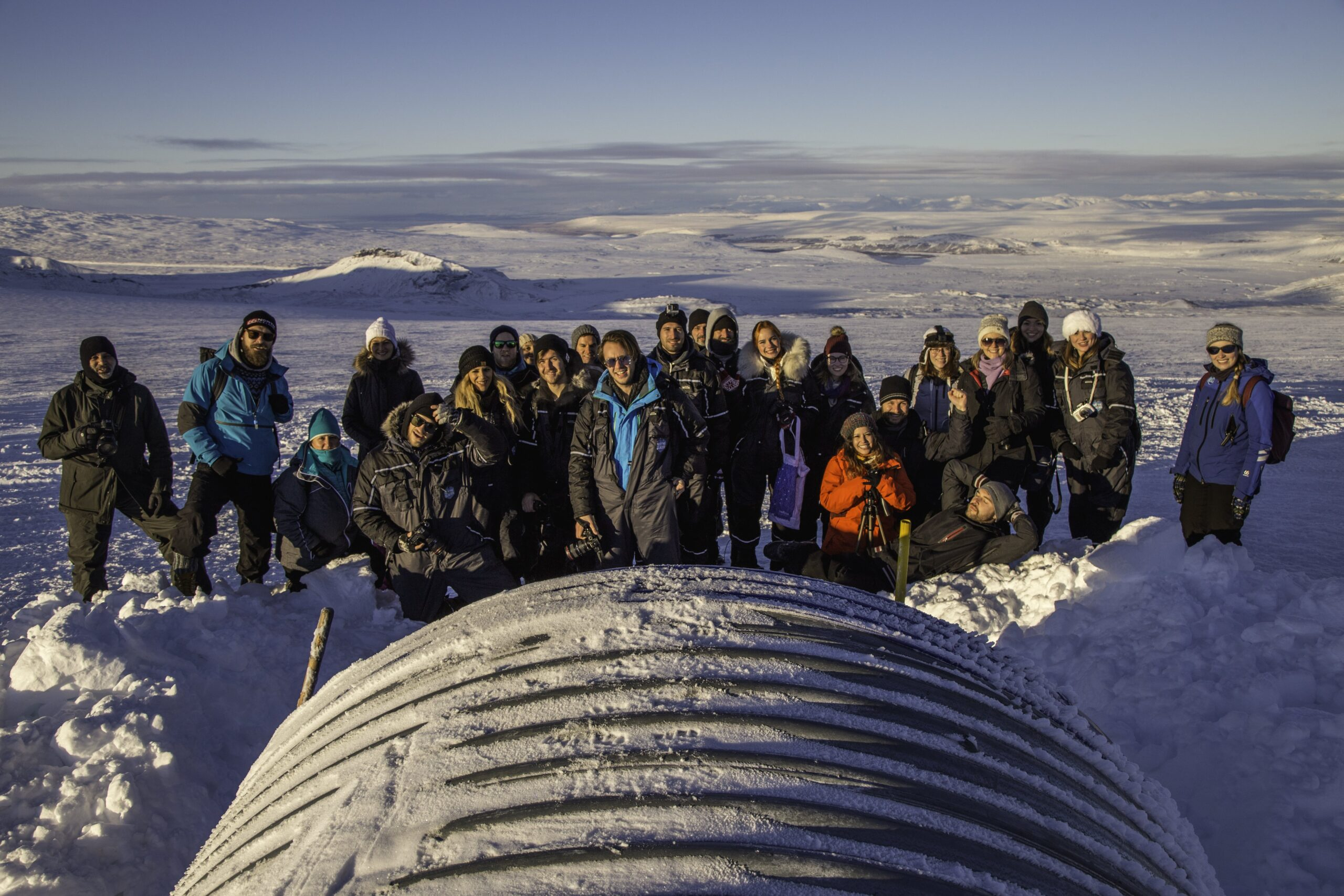 Reykjavik, convertida en la capital mundial de los influencers