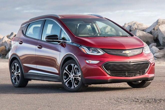 General Motors lanzará 20 modelos eléctricos hasta 2023.