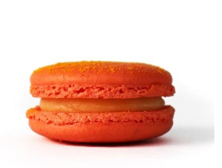 Macarons con sabor a Cheetos en Nueva York