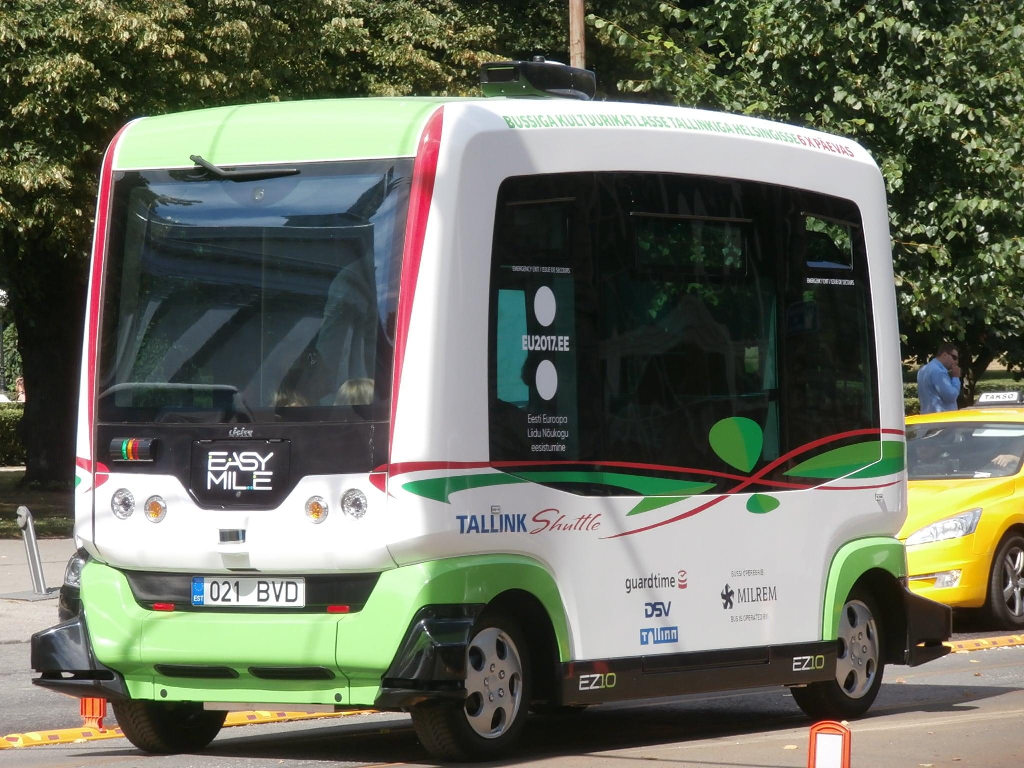 Lanzaderas y taxis sin conductor: ¿el futuro del transporte urbano?