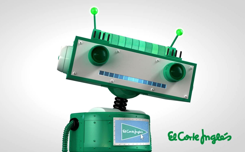 Así es Corti.Bot, el robot recomendador de regalos de El Corte Inglés