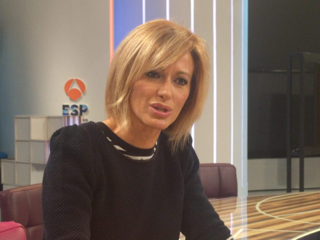 Susanna Griso: «Ahora mismo el talento no está en la política»