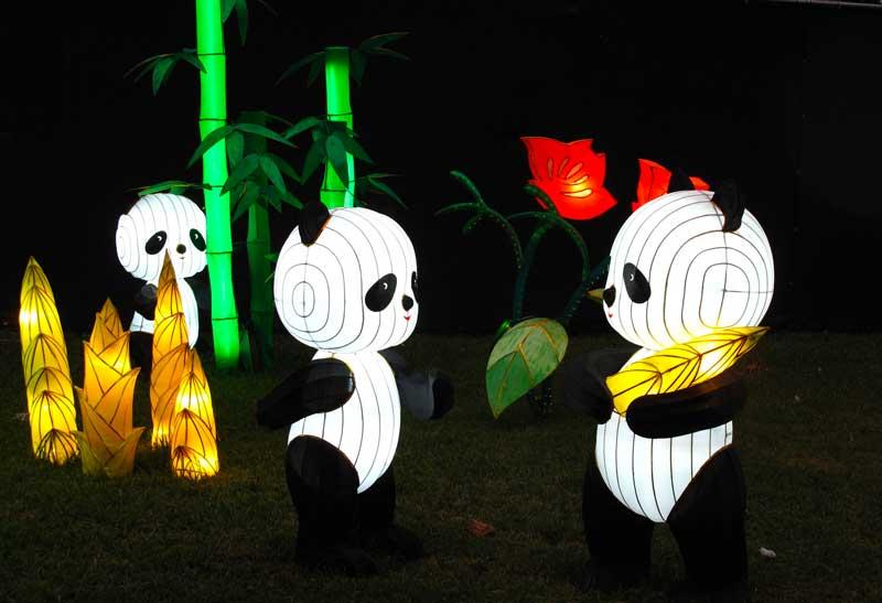 China acerca a Europa el Festival de los Faroles