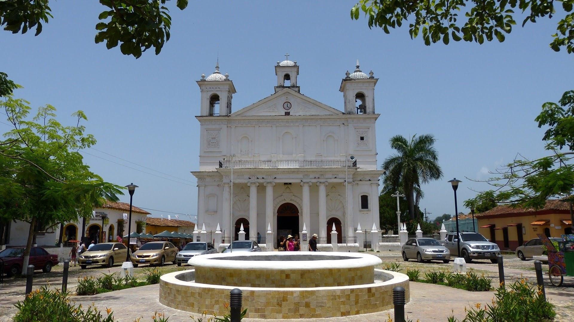 Suchioto, el 'Pueblo Encantador' de El Salvador