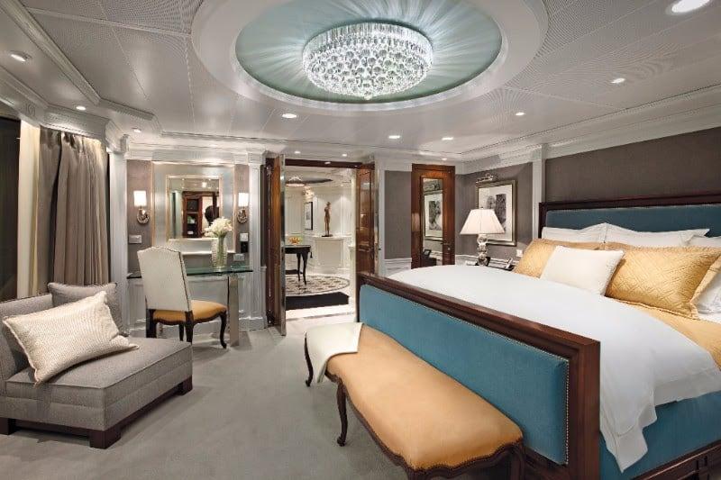 Descubre la Owner's Suite de Oceania Cruises