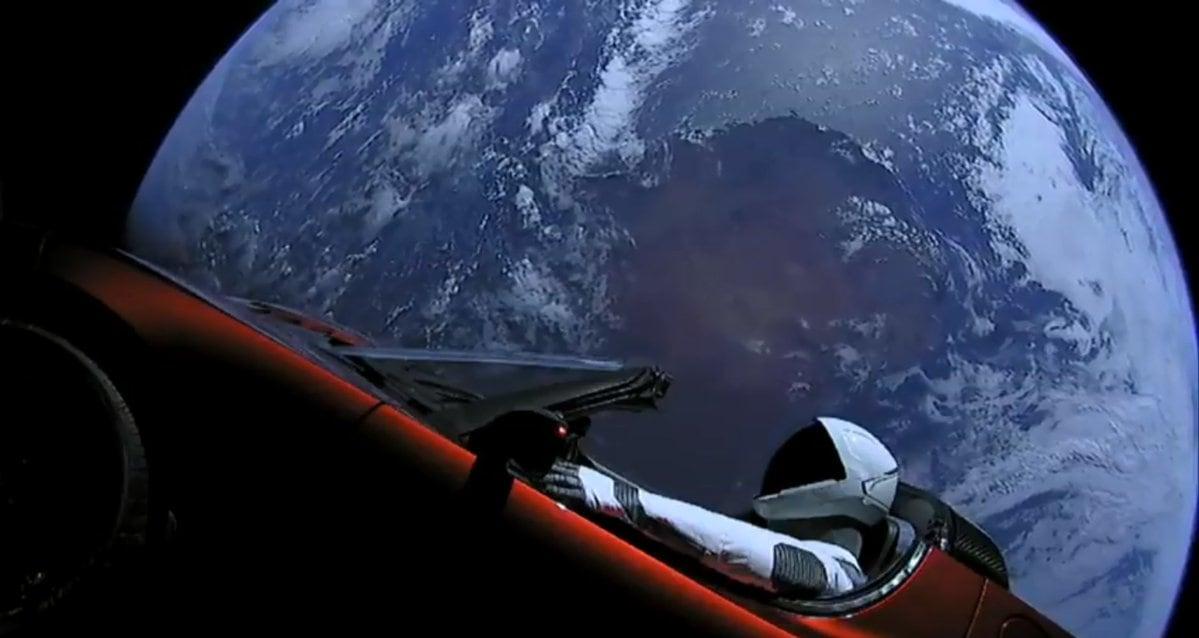 Elon Musk avanza en la conquista del espacio