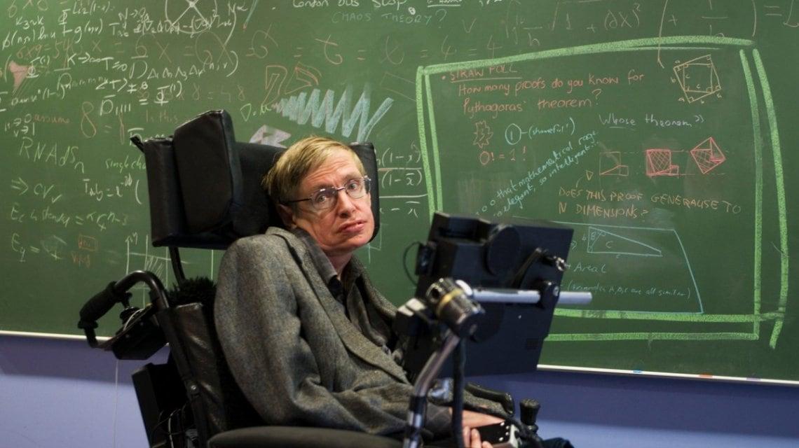 FALLECE STEPHEN HAWKING, EL GRAN 'INFLUENCER' DE LA CIENCIA