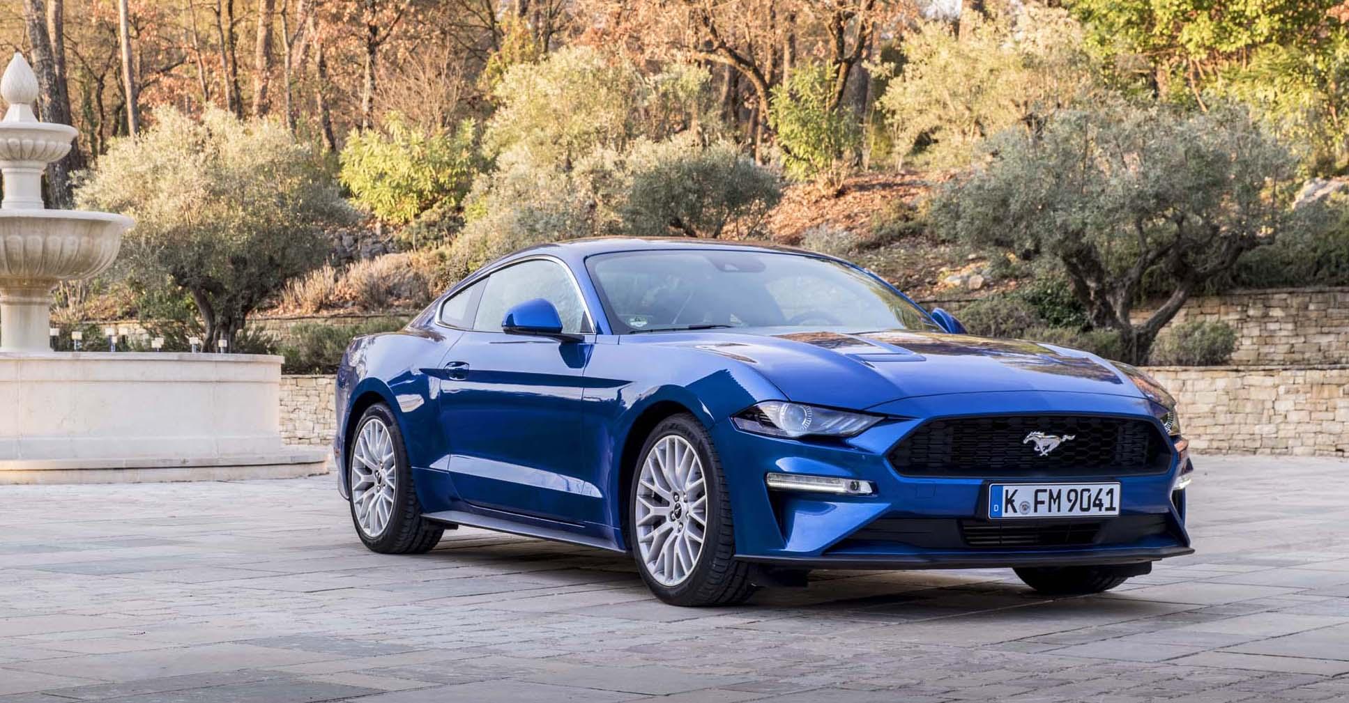 Ford Mustang: por puro capricho