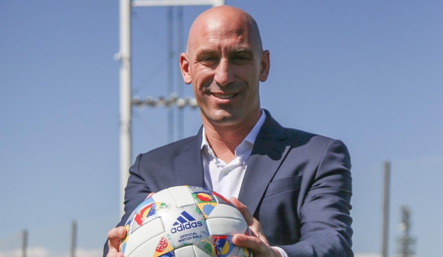Luis Rubiales: «Tenemos que replantearnos una competición que está perdiendo interés»