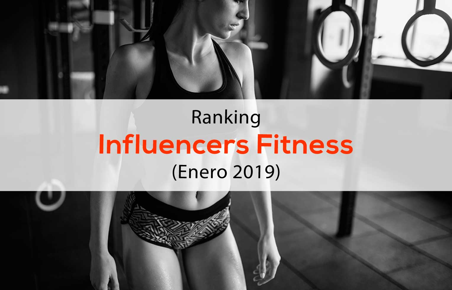Ranking Influencers fitness