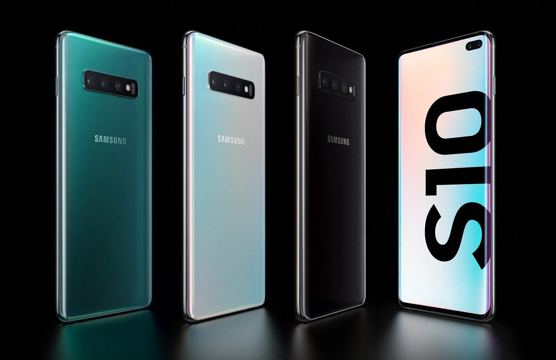 Samsung lanza el smartphone flexible Galaxy Fold, cuatro Galaxy S10 y tres wearables