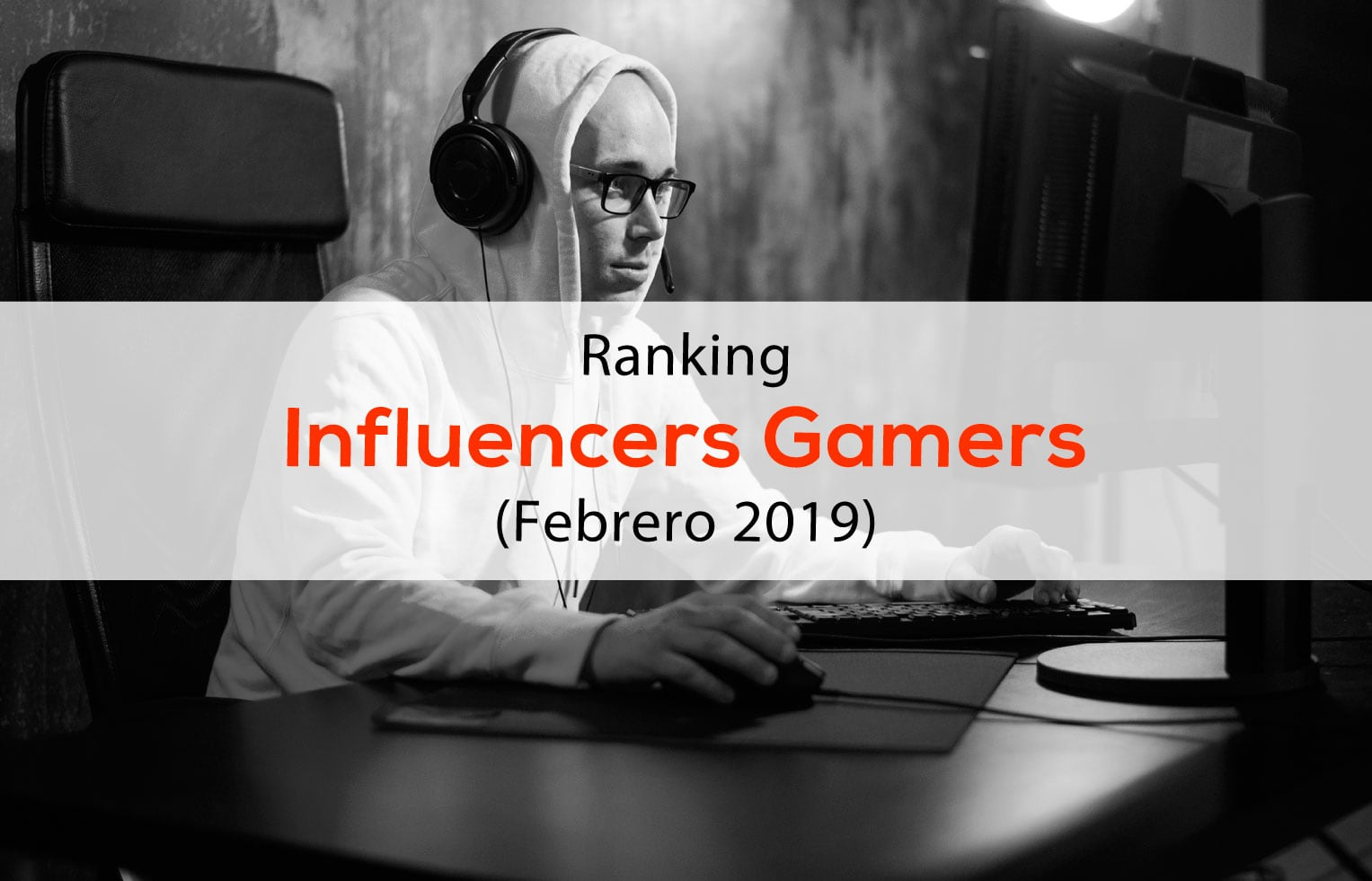 Ranking Influencers Gamers