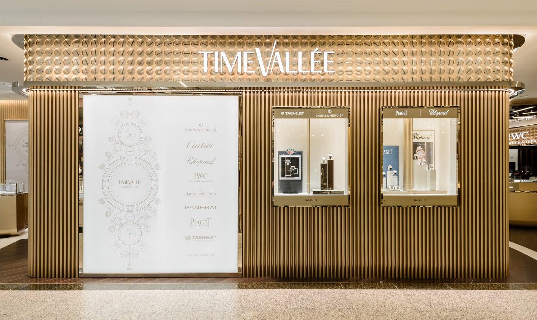 La boutique de alta relojería TimeVallée se instala en El Corte Inglés