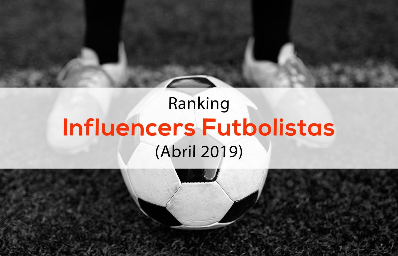 Ranking Influencers Futbolistas
