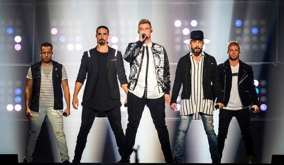 25 años de Backstreet Boys