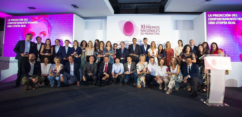 XI Edición de los Premios Nacionales de Marketing
