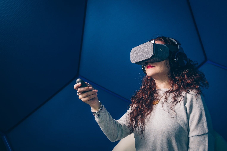 Llega el primer festival de realidades inmersivas