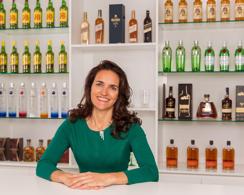SARA DE PABLOS: «En España se bebe menos, pero mejor»