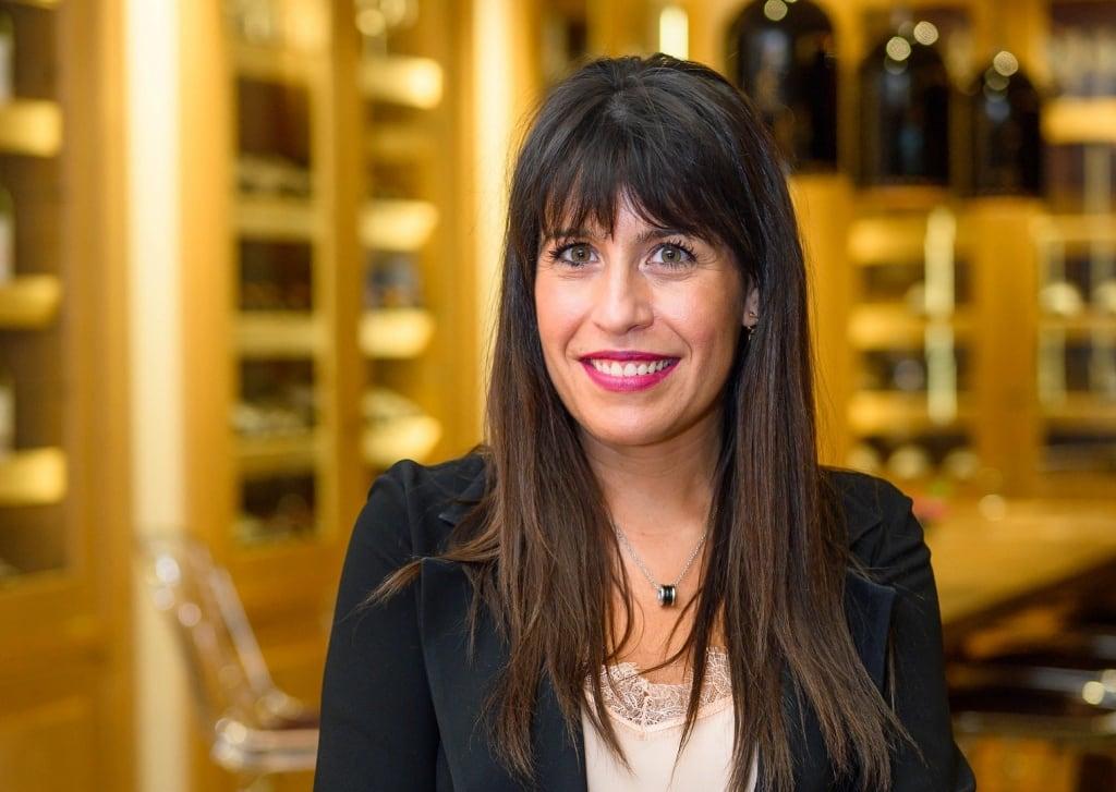 Carmen Giganto, para revista Influencers