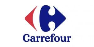 Publicidad subliminal en el logotipo de Carrefour