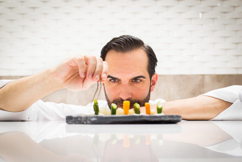 """Mario Sandoval: «Ciencia y cocina van de la mano y son el futuro de la alimentación humana"""""""