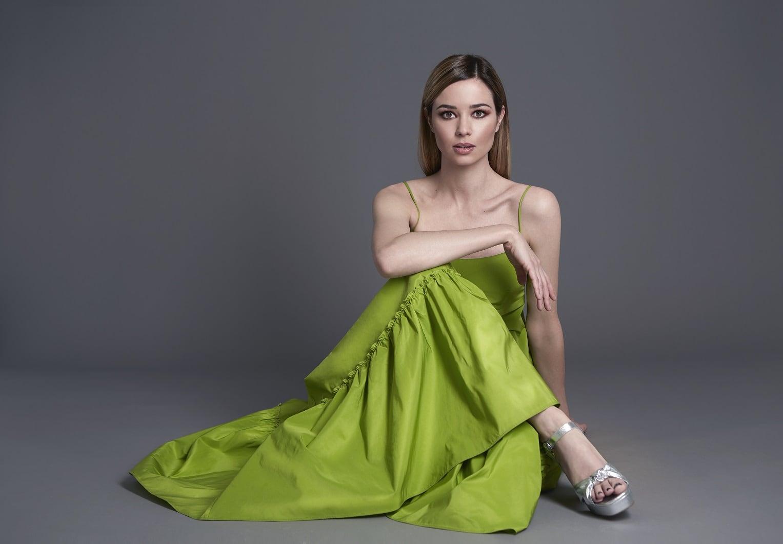 Dafne Fernández, la 'poliactriz' de la elegante versatilidad