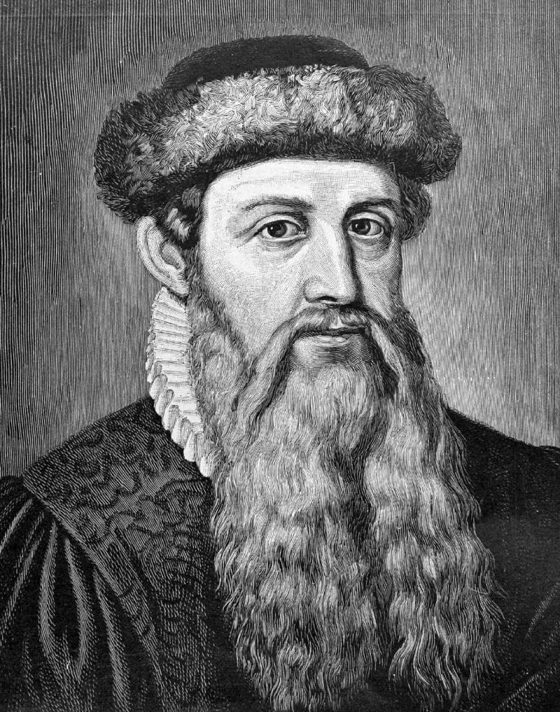 Influencers que cambiaron el mundo: Johannes Gutenberg